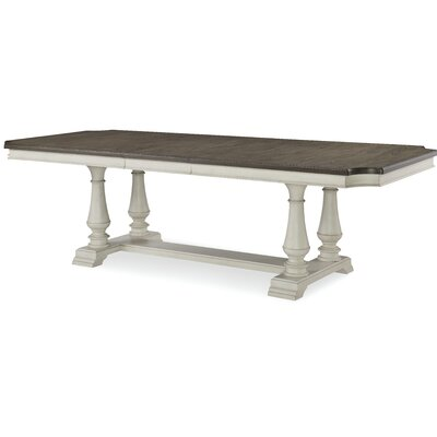 Osgood Trestle Extendable Dining Table
