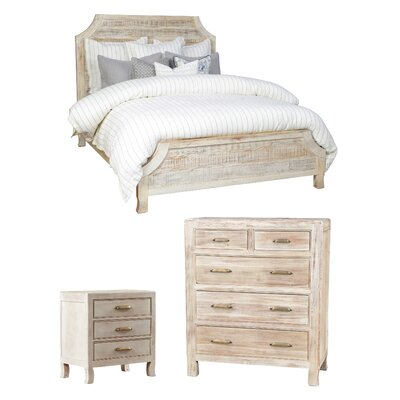 Tampa Panel Configurable Bedroom Set