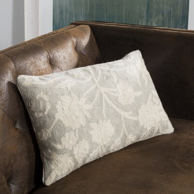 Vannes Wool Throw Pillow
