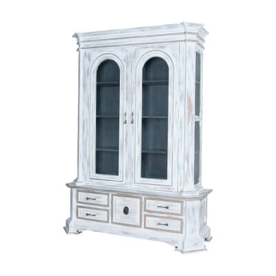 Kennebec Standard China Cabinet
