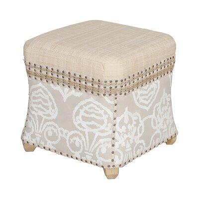 Lamonte Cube Ottoman