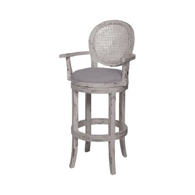 Hastings Roundback Bar Stool