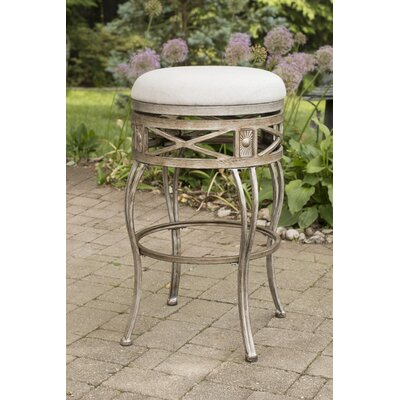 Pharris 30 Swivel Indoor/Outdoor Patio Bar Stool