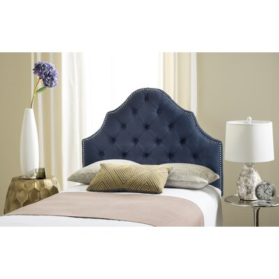 Prahl Upholstered Panel Headboard Size: Twin