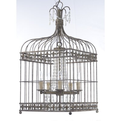 Georgiana 4-Light Foyer Pendant