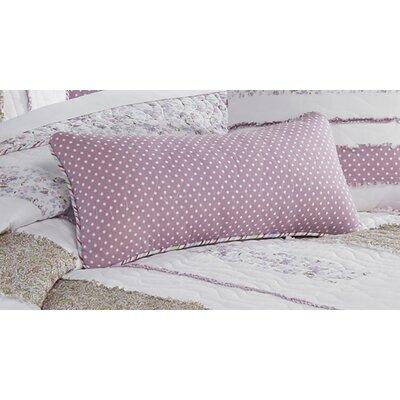 Essonnes Lavender Rail 100% Cotton Throw Pillow Size: 11 x 22