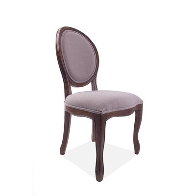Parks Side Chair Finish: Cinnamon