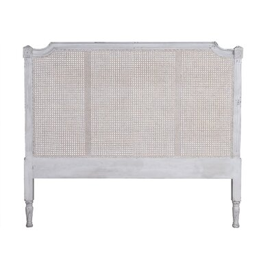 Lesage Panel Headboard Size: Queen