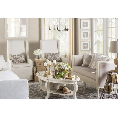 Fairchild Slipcovered Sofa Upholstery: Classic Bleach White