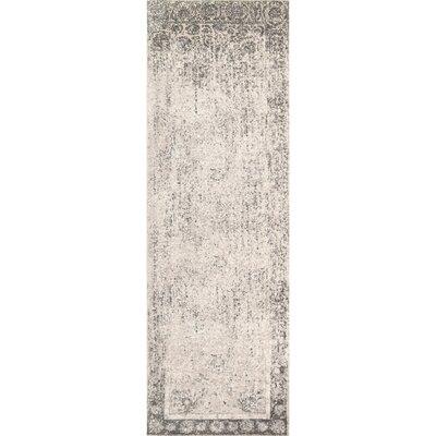 Guerande Beige Area Rug Rug Size: Runner 26 x 10