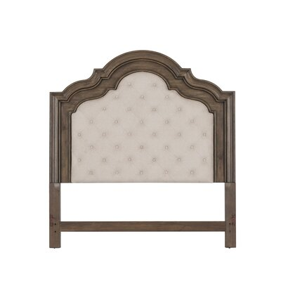 Platz Upholstered Panel Headboard Size: Queen