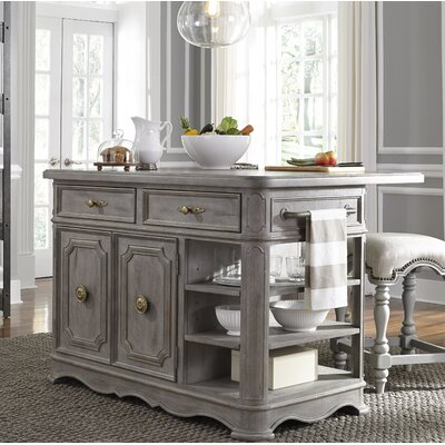 Artrip Kitchen Island