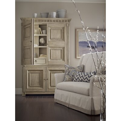 Otterson Armoire Finish: Gray