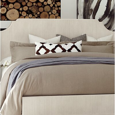 Carrie Panel Headboard Size: Queen, Color: White