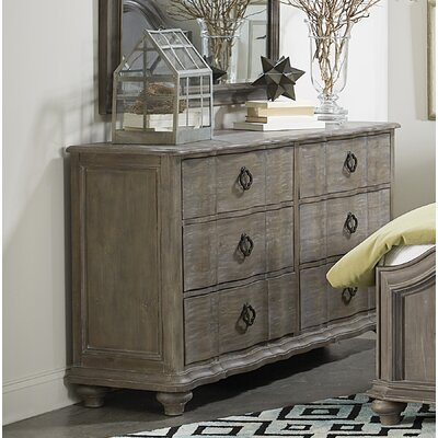 Altizer 3 Drawer Nightstand