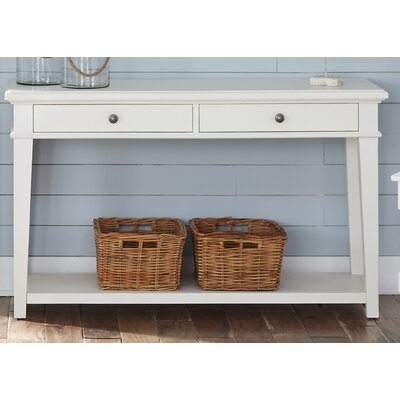 Beachcrest Home Harbor View Console Table SEHO1500 25578773 25578773 SEHO1500