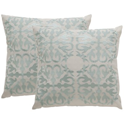 Lindenwood Moroccan Outdoor Throw Pillow