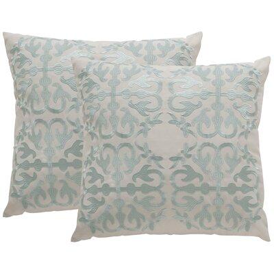 Lindenwood Moroccan Outdoor Throw Pillow