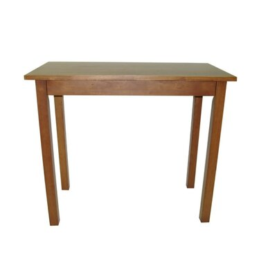 Waquoit Dining Table Finish: Walnut