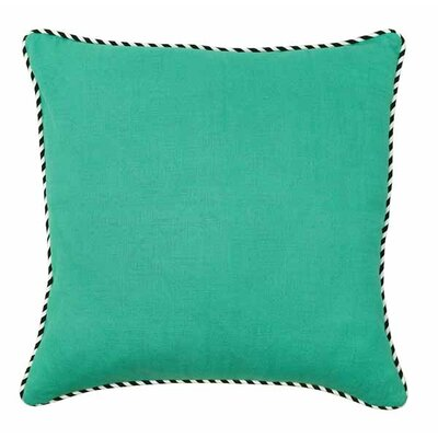 Sariah Cotton Throw Pillow