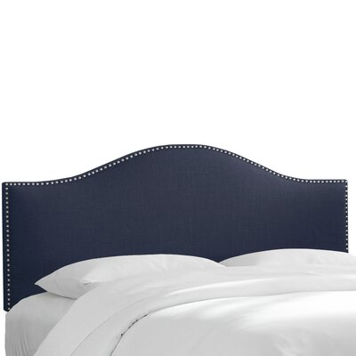 West Samoset Upholstered Panel Headboard Size: California King