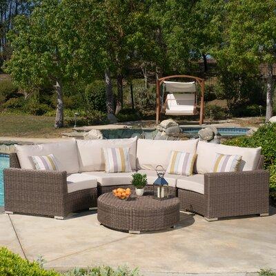 Purcell Sunbrella Sectional Set Cushions