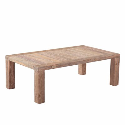 Farallon Wood Coffee Table