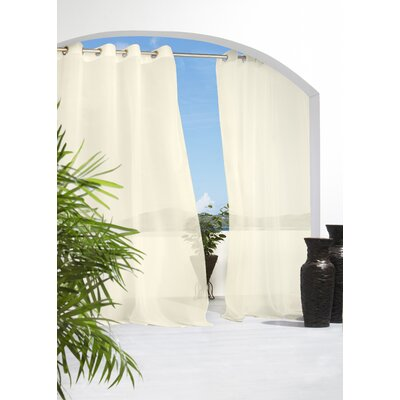 Odessa Indoor/Outdoor Single Curtain Panel