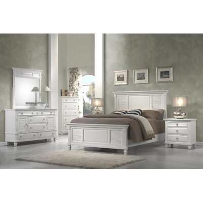 Centreville Panel Bed