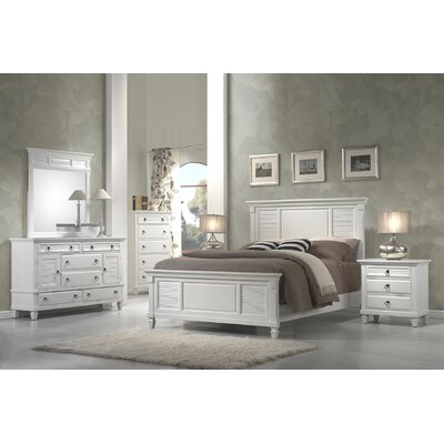 Centreville Panel Configurable Bedroom Set
