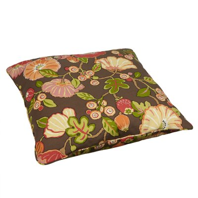 Mejia Square Indoor/Outdoor Euro Pillow