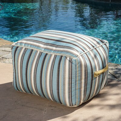 Stripe Outdoor Bean Bag Chair