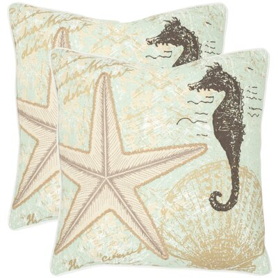 Charles Cotton Scatter Cushion Size: 22