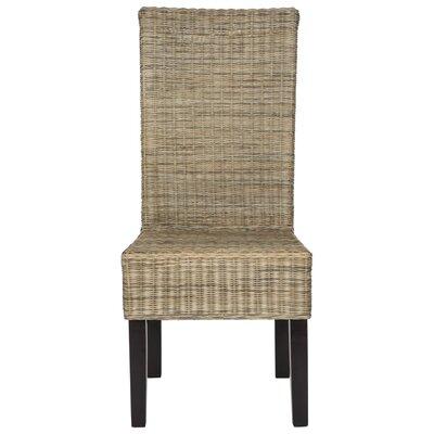Baldwin Parsons Chair Finish: Gray