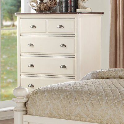 Sandhill 6 Drawer Chest