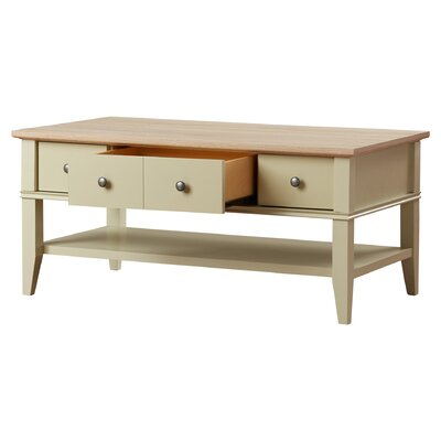 Montverde Coffee Table Base Color: Beach Sand