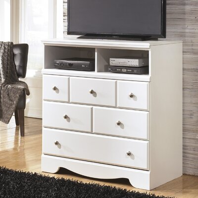 Carrabassett 3 Drawer Chest
