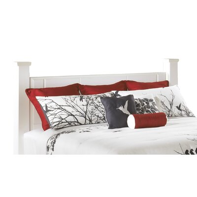 Carrabassett Panel Headboard Size: King