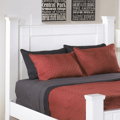 Carrabassett Panel Headboard Size: Queen