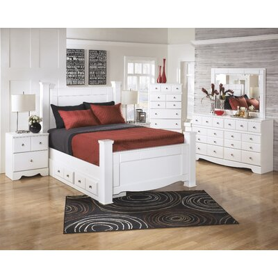 Carrabassett Panel Customizable Bedroom Set