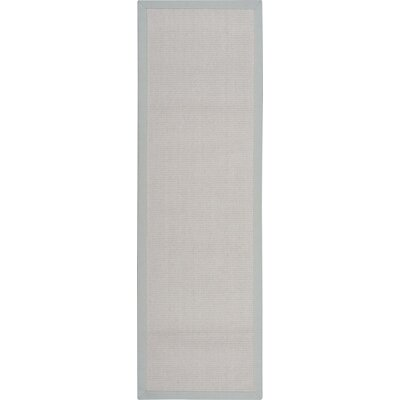Wellington Stone Area Rug Rug Size: Runner 26 x 8