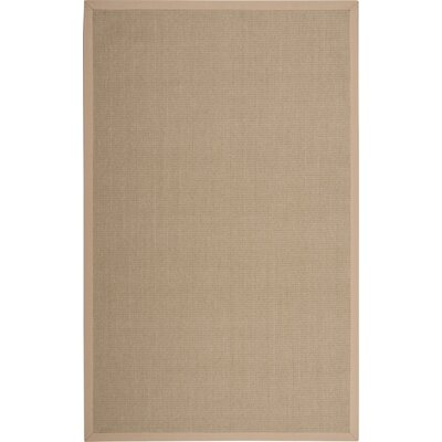 Wellington Sand Area Rug Rug Size: Rectangle 5 x 8