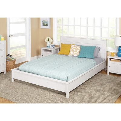 Packard Queen Platform Bed