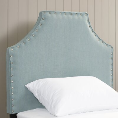 Caryville Upholstered Panel Headboard Size: Twin