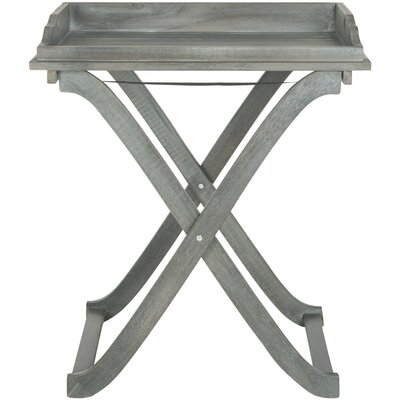 Paxton End Table Finish: Ash Grey