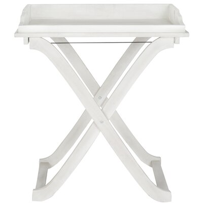 Paxton End Table Finish: Antique  White