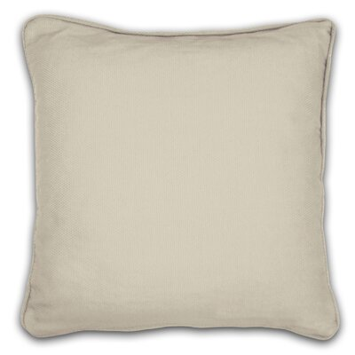 South Peninsula Throw Pillow Color: Champagne