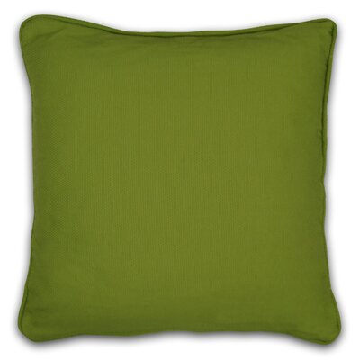 South Peninsula Throw Pillow Color: Lime