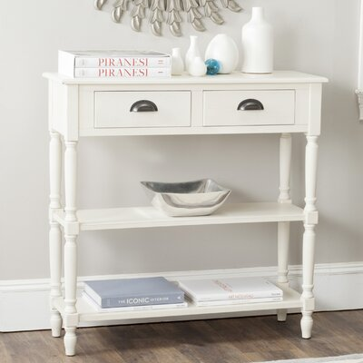 Nessa� Console Table Color: White