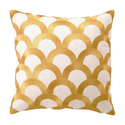 Port St. John Linen Throw Pillow